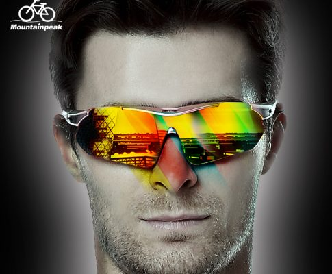 Mountainpeak Men Cycling Glasses Outdoor Sport Boys Cycling Eyewear Mountain Bike Bicycle Motorcycle Goggles Glasses Sunglasses Review