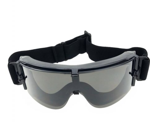 Hunting Combat X800 Military Goggles Tactical Army Sunglasses Paintball Airsoft Hunting Combat Tactical Glasses Black Frame Review