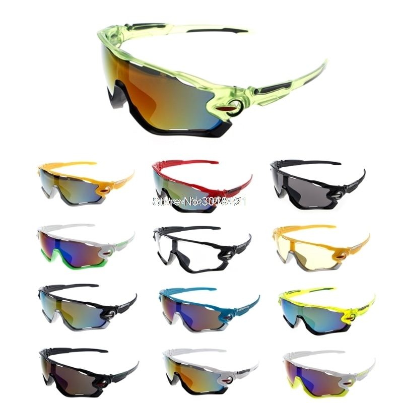 Cycling Eyewear Bicycle Sun Glasses Mountain Bikes Sport Explosion-proof Goggles Drop ship