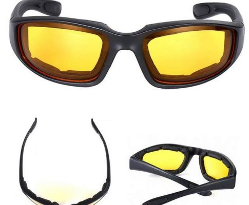 Eye Protection Motorcycle Riding Glasses Wind Resistant Shatterproof Goggles Review