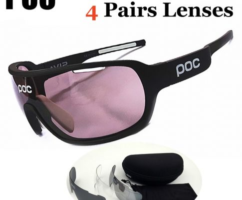 Brand 2018 New Mountain Bike Bicycle Eyewear Road Men Women Polarized Cycle Sunglasses Outdoor Sport Cycling Glasses Review