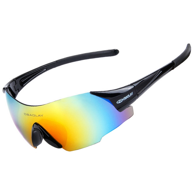Cycling Eyewear Professional UV400 Frameless Cycling Glasses Bike Bicycle Glasses Sunglasses Gafas Cicismo Goggles TR90