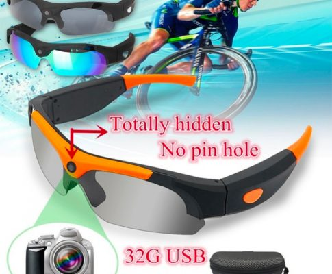 Cycling Glasses HD1080P Outdoor Eyewear Video Recorder Sunglasses Camera Recording DVR Glasses Review
