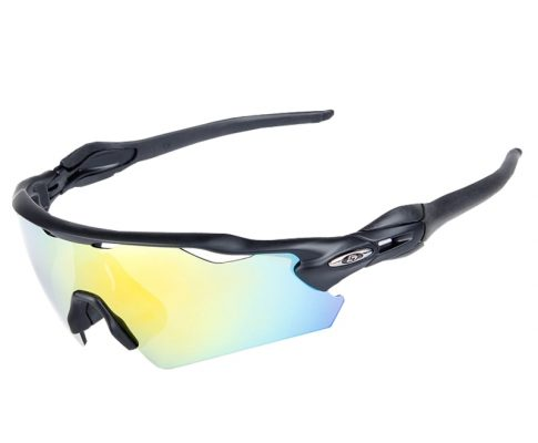 Cycling Glasses Outdoor Sports Cycling Eyewear Mountain Road Bike Bicycle Sunglasses UV400 Gafas Ciclismo 5 Lens Review