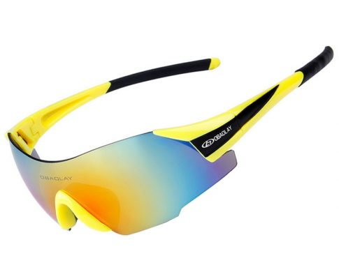 Cycling Glasses Sports UV400 Cycling Eyewear Mountain Road MTB Bike Bicycle Sunglasses Oculos Ciclismo 6 Color About 20g Review