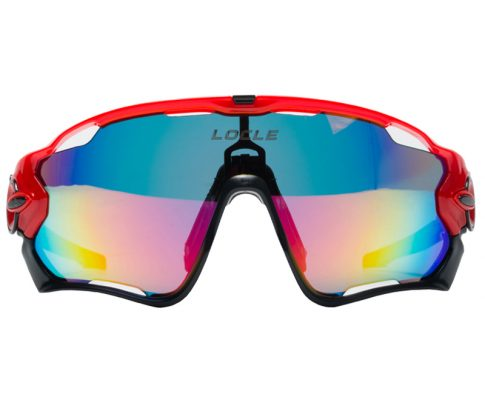 Professional Polarized Cycling Glasses Eyewear Bike Goggles UV400 TR90 Bicycle Sunglasses 5 Lens With Myopia Frame Review