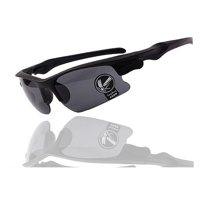 DHL 2018 Cycling Glasses UV400 Outdoor Sports Windproof Oculos Ciclismo Mountain Bike Bicycle Motorcycle Glasses Sunglasse
