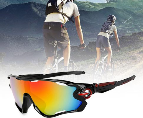 For Dropship!! Cycling Eyewear Glasses Bike Goggles for Outdoor Sports Sunglasses Big Lens Spectacles Sunglasses Oculos Ciclismo Review