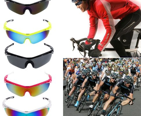 Free Shipping Outdoor Sport Cycling Bicycle Bike Riding Sun Glasses Eyewear Goggle UV400 Lens Review