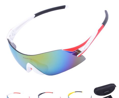 HOT Sale Rimless UV400 Cycling Glasses Outdoor Sport Bicycle Glasses Motorcycle Sunglasses Eyewear Frameless Racing Goggles Review