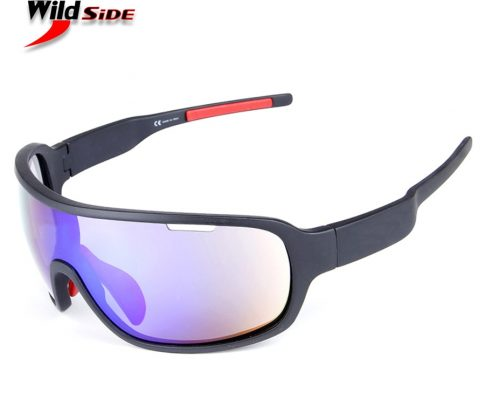 OBAOLAY 2016 MTB Sunglasses Outdoor Sport Cycling Glasses 2 Lens Antiglare TR90 Unisex Road Bike Bicycle Eyewear Riding Goggles Review