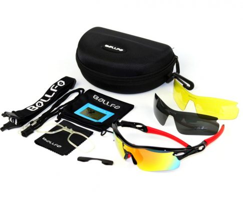 Polarized Light Cycling Glasses Sports Eyewear Runing Sunglasses Mountain Bike Bicycle Riding Mirror Sunglasses Fishing Goggles Review