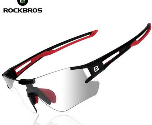 ROCKBROS Men's Sunglasses MTB Photochromic Cycling Glasses Bike Bicycle Glasses Sports Road Cycling Eyewear Protection Goggles Review