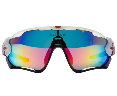 Road Mountain Cycling Glasses Goggles Eyewear Polarized UV400 Cycling Bicycle Sunglasses Oculos Gafas Ciclismo 5 Lens Review