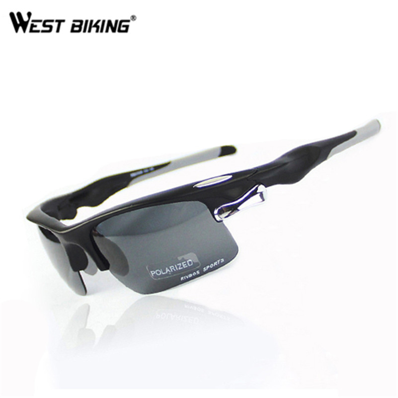 WEST BIKING Polarized UV Sunglasses Driving Sun Glasses Mirror Outdoor Sports Bicycle Sports Bicycle glasses Cycling Eyewear