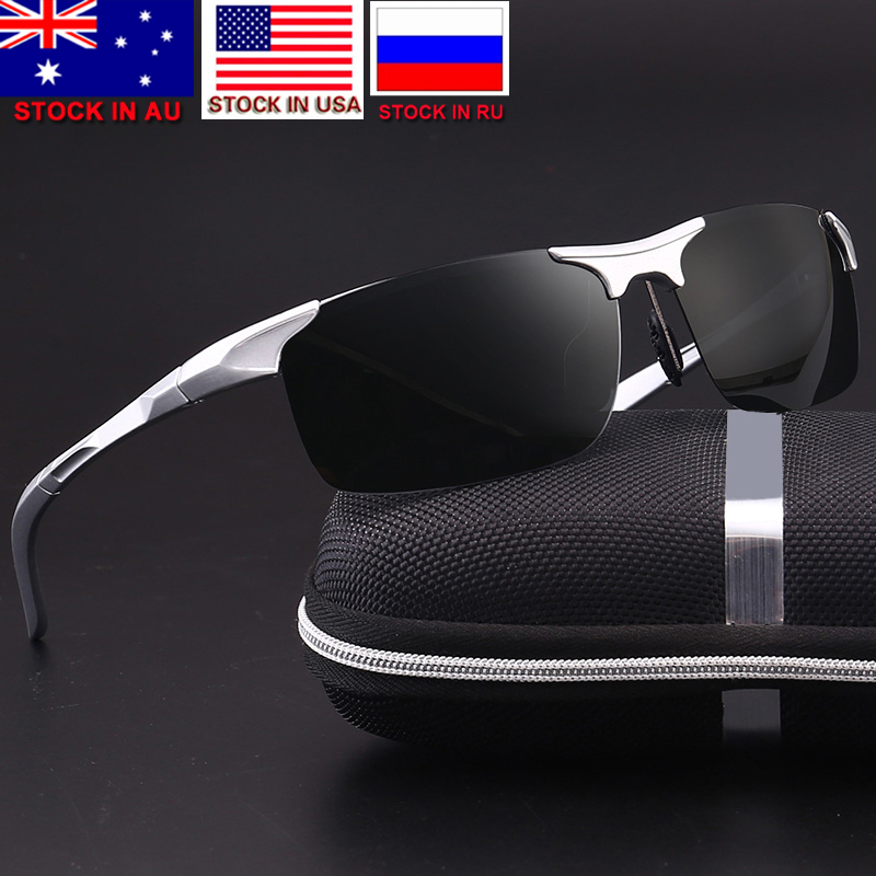 2018 New Cool Polarized Sport Polarized Glasses Cycling Eyewear Bicycle Glass Bike Bicycle Riding Fishing Cycling Sunglasses