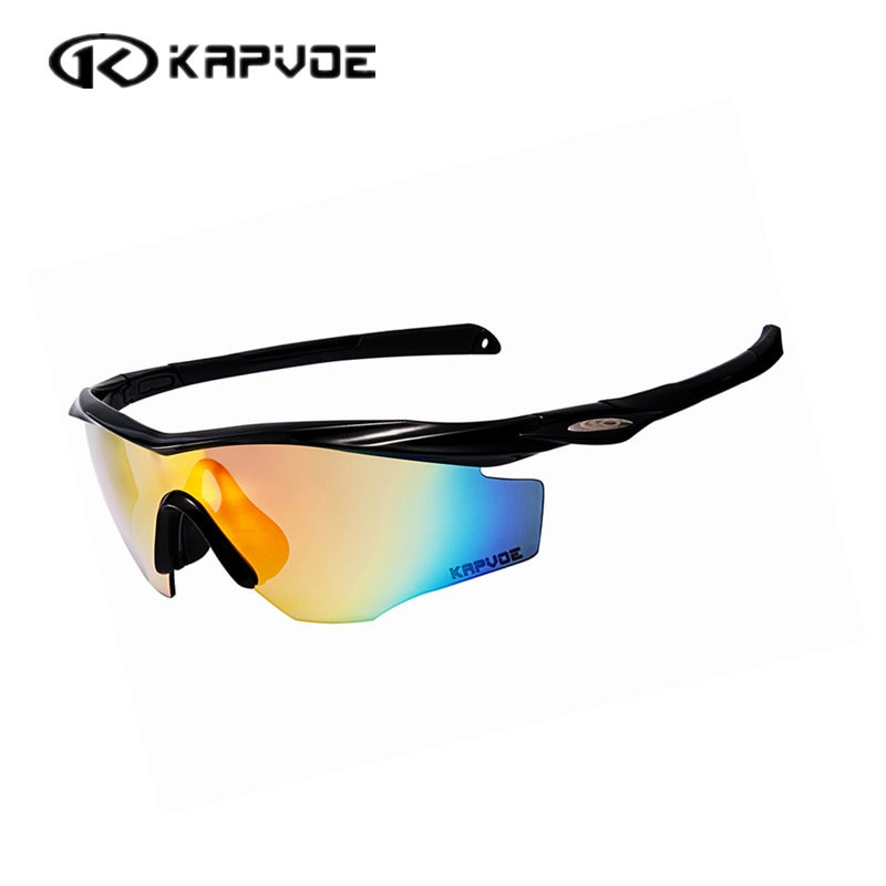 4pcs Lens Polarized Cycling sunglasses Cycling glasses Bicycle Running Fishing sport Sunglasses bicicleta Gafas ciclismo
