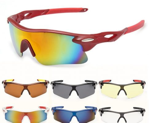 Cycling glasses Outdoor Riding Sports Sunglasses Glasses Bike Bicycles Windproof Sandproof Polarized Goggles Review
