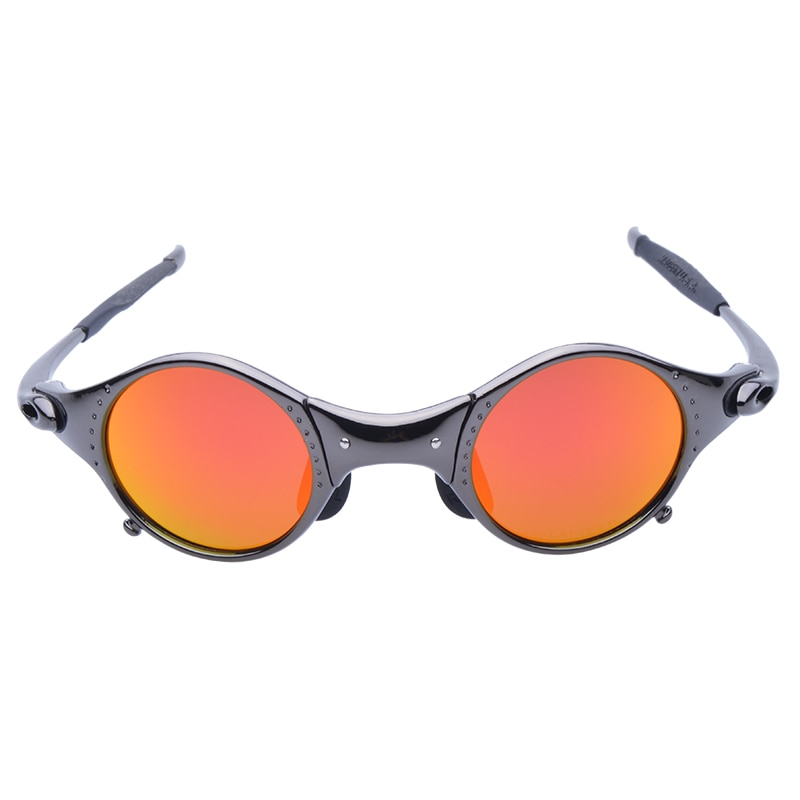 MTB Outdoor Sport Alloy Frame Polarized Cycling Glasses UV400 Riding Eyewear Bicycle Sunglasses Bike Goggles Oculos gafas E5-3