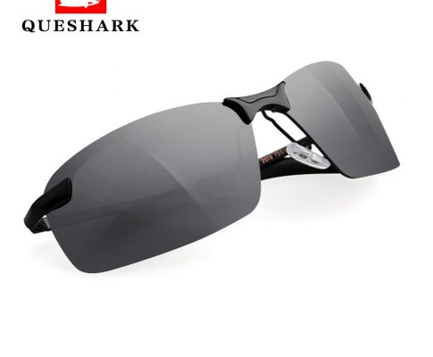 Men Polarized Cycling Sunglasses Military Tactical Goggles Driving Aluminum Magnesium Frame Cycling Gears Glasses Review