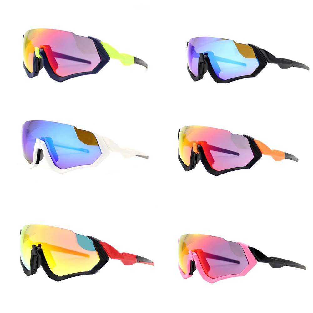 Men Women Polarized Cycling Glasses Outdoor Sport Mountain Bike MTB Bicycle Glasses Motorcycle Sunglasses Eyewear Outdoor Glasse