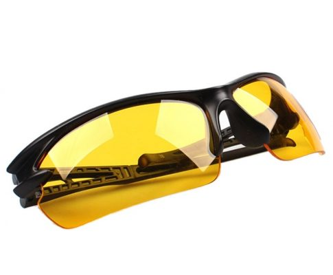Professional Night-Vision Polarized Cycling Glasses Bike Goggles Outdoor Sports Cycling Eyewear Bicycle Sunglasses UV 400#2A06 Review