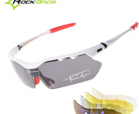 ROCKBROS Cycling Glasses Spectacles Outdoor Myopia Polarizing Wind Mirror Sunglasses Polycarbonate Multi 4 Colors GS0003 Review